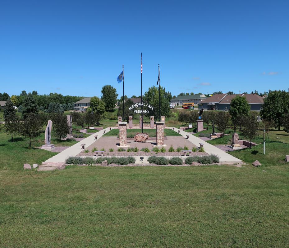 Dell Rapids, SD Vet Memorial