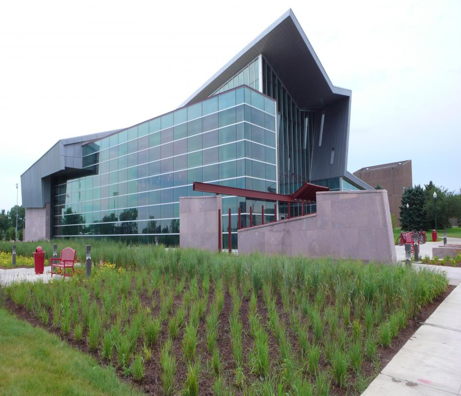 USD Wellness Center - Vermillion, SD