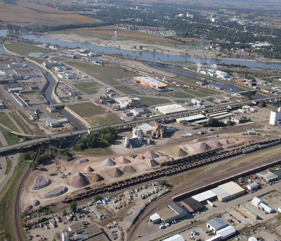 Sioux City Yard