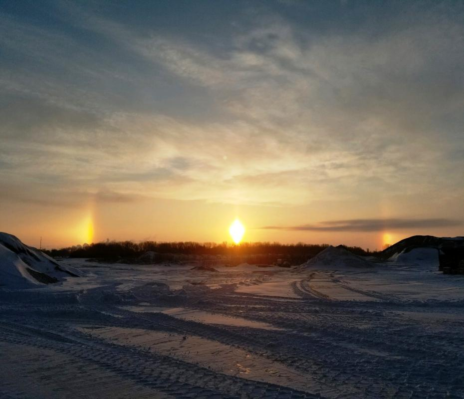 Sun Dogs Winter 2019 - Brookings