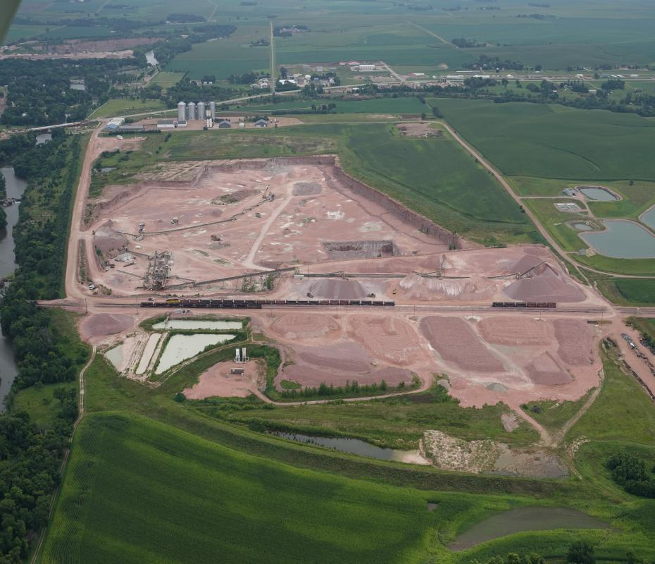 Dell Rapids West Quarry